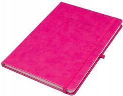 Kalendarz 2022 B5 Tyg. Jazz różowy ELEFANT