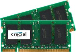 Crucial 4GB DDR2 SDRAM 667MHz (CT2KIT25664AC667)