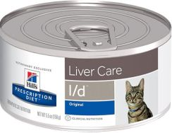 Hill's Prescription Diet Feline L/D 156g