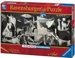 Ravensburger 2000 El. Panor. Picasso Guernica 166909