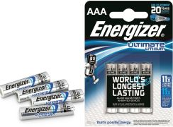 Energizer L92 Ultimate Lithium R03 AAA - zdjęcie 1