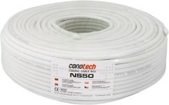 Conotech Ns50/Sat50 Kabel Koncentryczny Antenowy Na Metry 1Mb