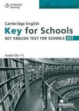 Key for Schools KET CD audio