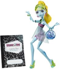 Mattel Monster High 13 Życzeń Lagoona Blue BBK02 (BCH07)