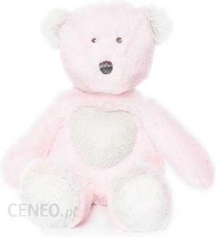 95a183e6 Teddykompaniet Cream Baby Miś Pluszak Różowy 33 Cm - Ceny i opinie -  www.projektniejest.pl