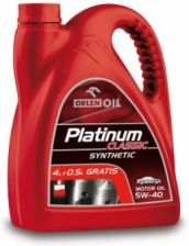 PLATINUM CLASSIC SYNTHETIC 5W/40 B 4,5L