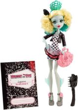 Mattel Monster High Upiorna wymiana Lagoona Blue CDC37 CFD17