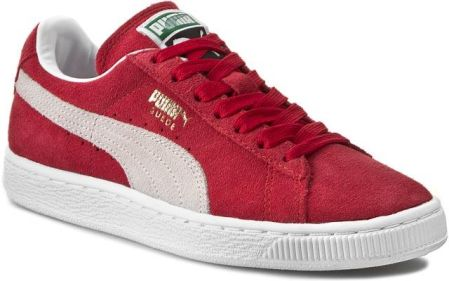 Półbuty PUMA - Suede Classic + 352634 05 Team Regal Red/White