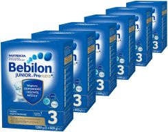 Bebilon Junior 3 Pronutra Plus 6X1200G