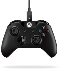 Microsoft Xbox One Wireless Controller + Kabel PC (7MN-00002)