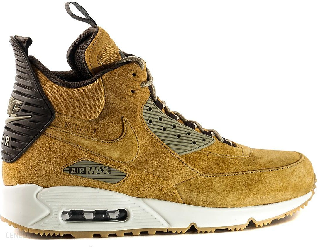 b151d875 Buty Nike Air Max 90 sneakerboot WNTR - 684714-700 - Ceny i opinie ...