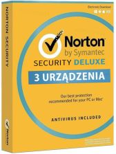 Symantec Norton Security Deluxe 3.0 3U 1Rok BOX (21357598)