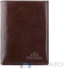 f6b244a788f50 Portfel pionowy męski Wittchen ITALY 21-1-265 - brązowy