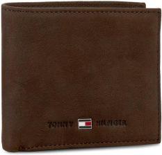 44a9f90c74ddd Mały Portfel Męski TOMMY HILFIGER - Johnson Mini Cc Wallet AM0AM00663 041  eobuwie