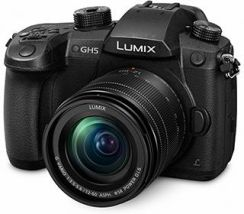 PANASONIC DC-GH5 + LUMIX 12-60mm F3.5-5.6 POWER O.I.S.