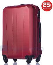 5ffd9468bea60 Średnia walizka PUCCINI PARIS ABS03B 3 Czerwona - czerwony