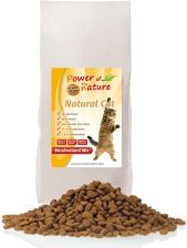 Power of Nature Natural Cat Grain Free Meadowland Mix kurczak indyk łosoś 7,5kg