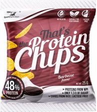 Sport Definition Protein Chips 25g Barbecue