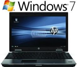 HP Elitebook 8540w Intel Core i5 i5-520M 4GB 320GB 15,6'' NVD880M DVD-RW W7P (WD927EA)