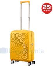 2ab6fcef3f2e3 Mała walizka kabinowa SAMSONITE AT SOUNDBOX 88472 Żółta - żółty