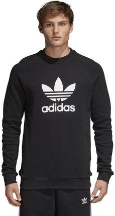 d050b0dbee69b adidas Originals Trefoil Crewneck Black. Bluza męska ...