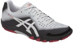 Asics Buty do squasha Gel-Blade 6 black/silver/glacier grey R703N9093