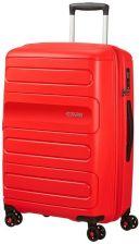 9d0c14ef253d3 Średnia walizka AMERICAN TOURISTER 51G*00002 czerwona - czerwony