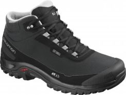 BUTY SALOMON SHELTER CS WP Black 404729