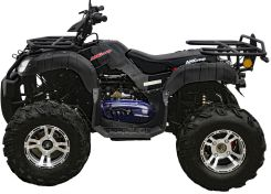 QUAD 200 atv CRUISER MAX +
