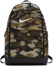 72fef664c863a Nike Plecak Treningowy Brasilia (Extra Large) Ba5893-209 - Brązowy ||  Zielony