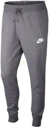 22c05d53b491d Spodnie dresowe męskie Sportswear Advance 15 Joggers Knit Nike (szary  melanż)