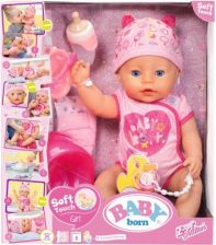 Zapf Baby Born Soft touch 824368