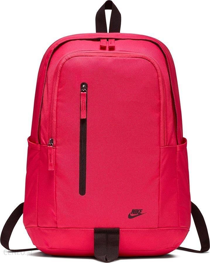 4bb07adfa5079 Plecak Nike All Access Soleday Granatowy Ba5532 666 Różowy - Ceny i ...