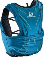 Amazon Salomon ADV Skin 12 zestaw Back Pack, niebieski, m-l