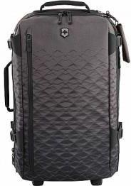 a58da76676029 Plecak/Walizka podróżna kabinowa, poszerzany, 47 litrów, 2 kółka, zamek TSA