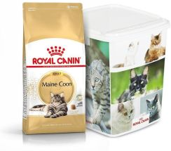 Royal Canin Maine Coon Adult 10kg + Pojemnik