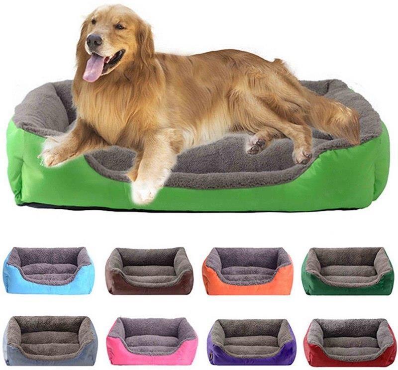 Aliexpress Pet Dog Bed Jesienią I Zimą Ciepłe Pies Dom Dla