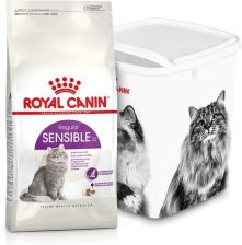 Royal Canin Regular Sensible 33 10kg + Pojemnik
