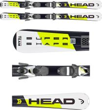 Head Supershape Team 2 2019 + Wiązania Slr 4.5 Ac Br 74