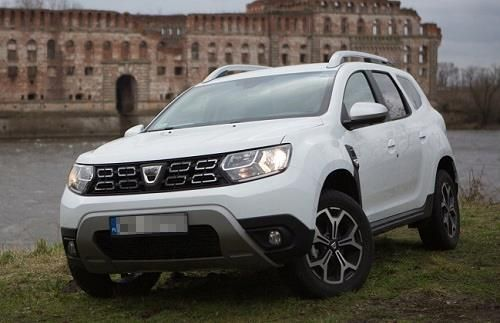 dacia duster comfort leasing 1675z netto 36 m cy opinie i ceny na. Black Bedroom Furniture Sets. Home Design Ideas