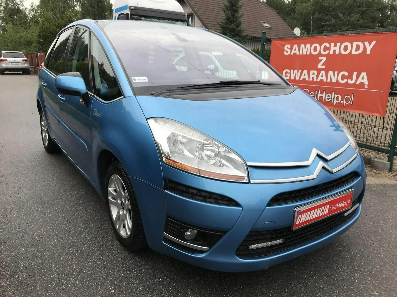 citroen c4 picasso 1 6 hdi 110 km automat opinie i ceny na. Black Bedroom Furniture Sets. Home Design Ideas