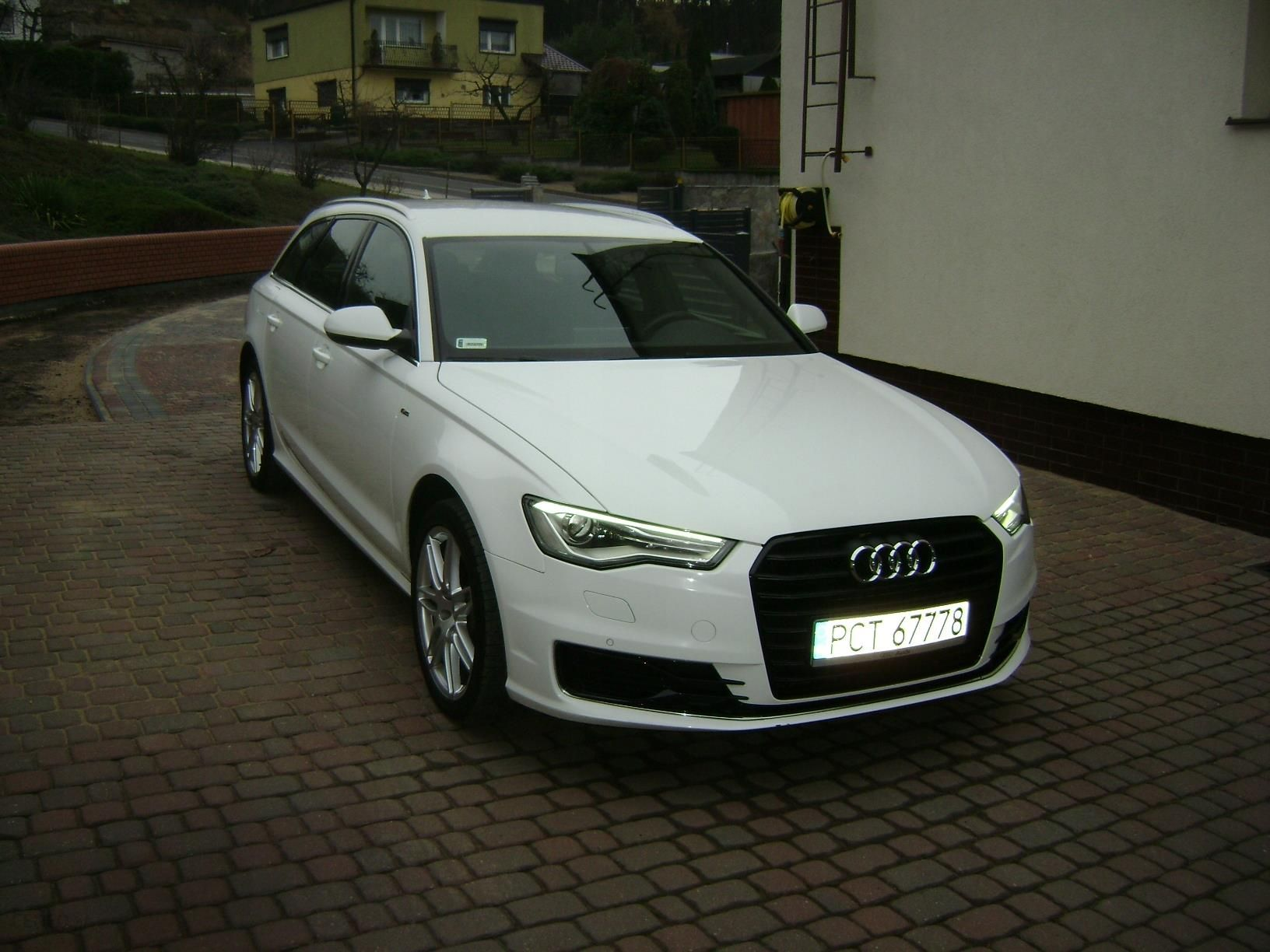 audi a6 c7 lift 190km s tronic opinie i ceny na www. Black Bedroom Furniture Sets. Home Design Ideas