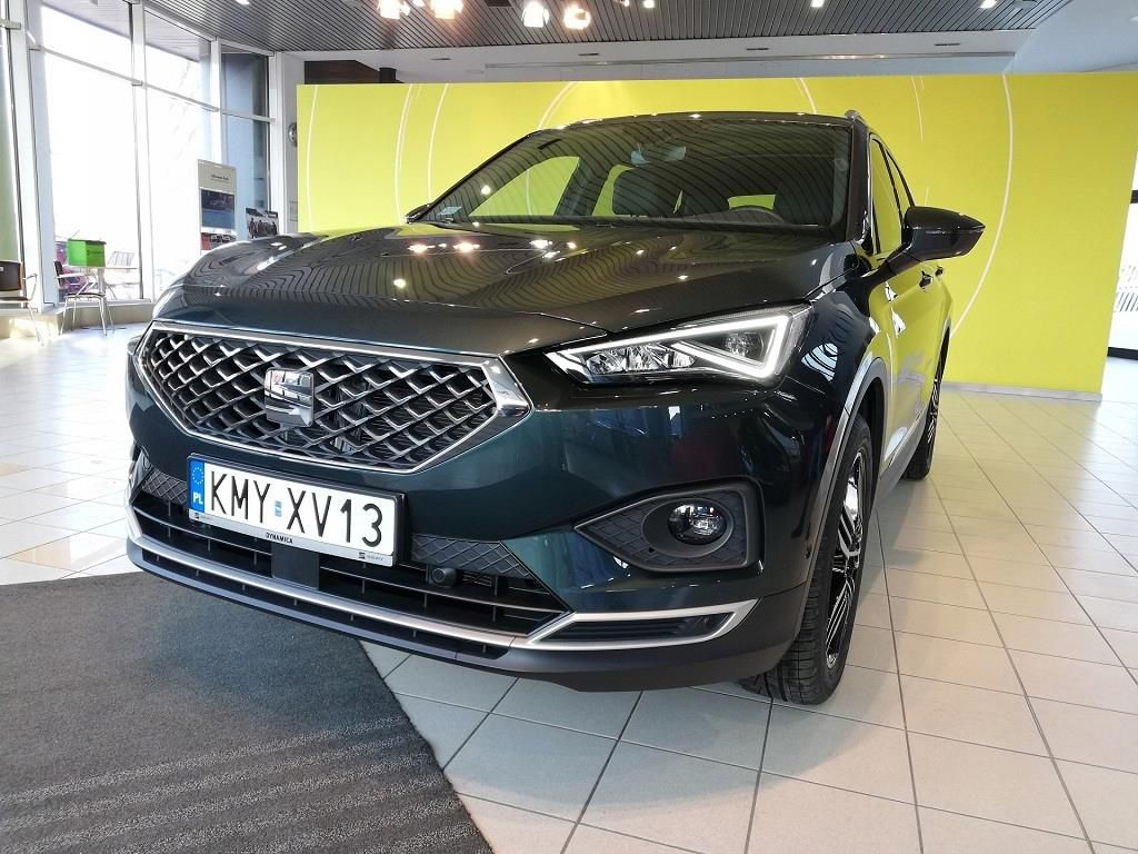 seat tarraco xcellence 150km 7 miejsc okazja opinie i ceny na. Black Bedroom Furniture Sets. Home Design Ideas