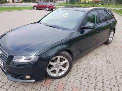 Dane I Osiągiopinieforumczęści Audi A4 Allroad B8 30 Tdi Cr