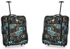 8ef5c58c89ea1 Walizka torba RYANAIR 55x40x20 lekka 1kg Bagaż podręczny - Ceny i ...