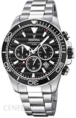 fec83909026c16 Amazon Zegarek męski Festina – f20361/4 – chronograf – kwarc – data – AM