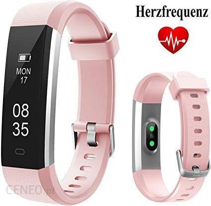 c9733820241e95 Amazon Toobur wodoodporny zegarek fitness na rękę, monitor aktywności;  wyposażony w pulsometr, krokomierz