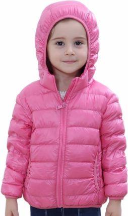 7ee5a9bd25963a AliExpress Tengo Ultralekki Dół Kurtki Zimowe Dla Dzieci Marki 90% Biały  kaczka w Dół Parka