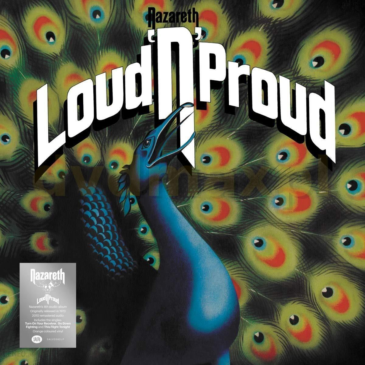 Płyta Winylowa Nazareth Loud N Proud 2019 Vinyl Re