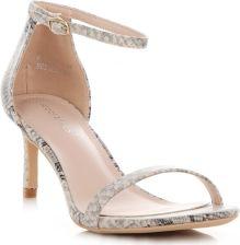 ac694af515c54 Klasyczne Sandały Damskie na Szpilce renomowanej marki Ideal Shoes Motyw  Węża (kolory) ...